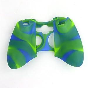 Silicone Cover Case Skin for Xbox 360 Controller Camo