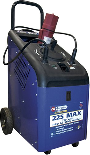 Factory-Reconditioned Campbell Hausfeld RBWS280000 230-Volt AC Stick WelderB0000DD7DV : image