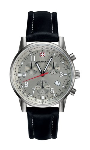 Wenger Men's 7470 Commando Chrono Swiss Watch