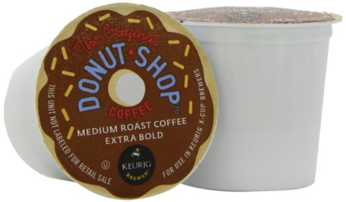 Donut Shop KCup packs for Keurig Brewers (Pack of 50) Picture