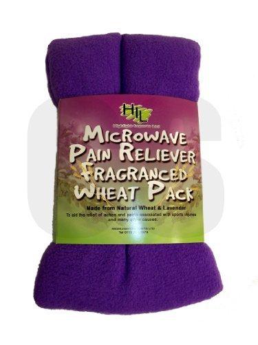 1-x-microwave-pain-reliever-fragranced-wheat-bag-lavender-random-colours