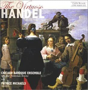 The Virtuoso Handel