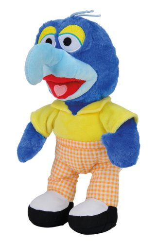 Simba 6315873618 - Peluche a forma di Gonzio (I Muppets), 25 cm