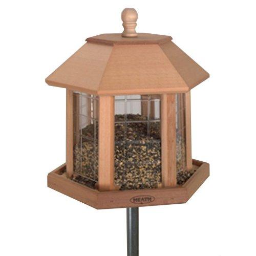 Octagon bird feeder plans free