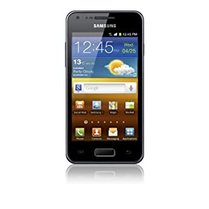 Samsung Galaxy S Advance I9070 8Gb Black WiFi Android 3G Cell Phone