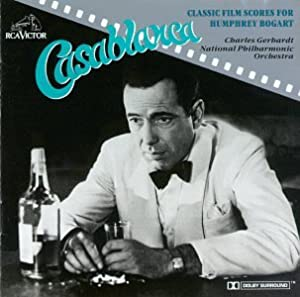 Casablanca Bogart Film Scores from RCA
