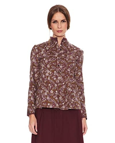 Tonalá Camicia Donna Princess [Marrone]