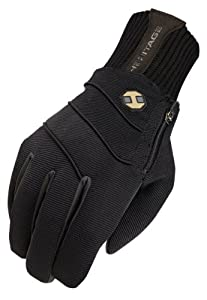 Heritage Extreme Winter Glove, Black, Size 8