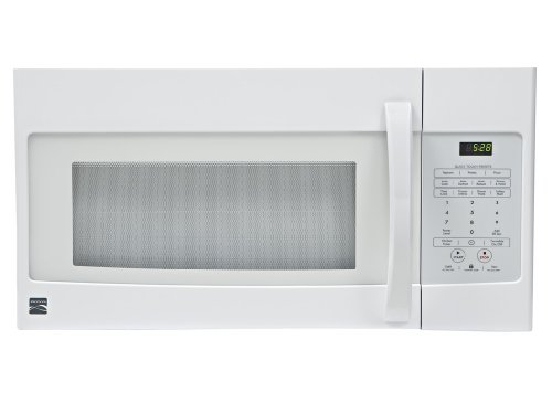 Kenmore Elite Over the Range Microwave 1.6 Cu.