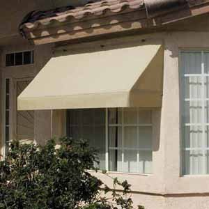 Sunsational 3020734 6 ft. Classic Awning - Sand
