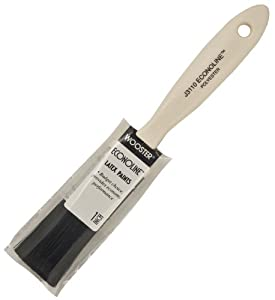 Wooster Brush J3110-1 Econoline Paintbrush, 1-Inch