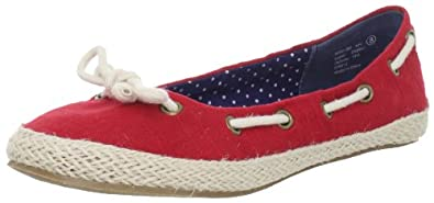 Not Rated Women's Buzzing Espadrille,Red,9.5 M US