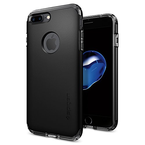 iPhone-7-Plus-Case-Spigen-Hybrid-Armor-MATTE-BLACK-Optimized-Black-Semi-transparent-TPU-PC-Frame-Slim-Dual-Layer-Premium-Case-for-iPhone-7-Plus-043CS20850