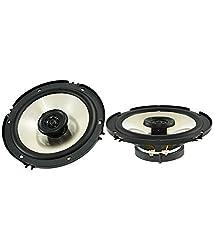 Krown KFR-1601 6 inch 2 Way Pair of Car Speakers