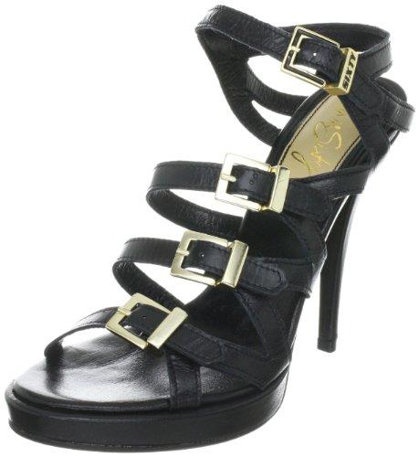 Miss Sixty BRAELYN Q02171, Scarpe con tacco donna, Nero (Schwarz (Black G06000)), 39