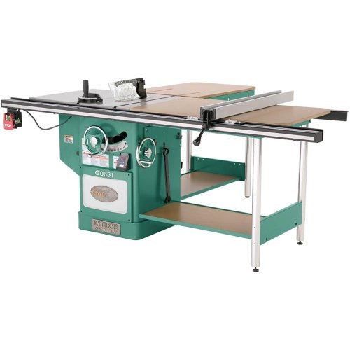 Grizzly table saw grizzly g0651 heavy duty cabinet table for 10 cabinet table saw