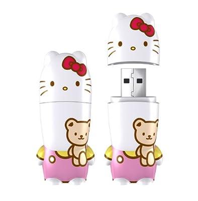Mimobot Hello Kitty Teddy Bear 2GB USB Flash Drive by Mimobot
