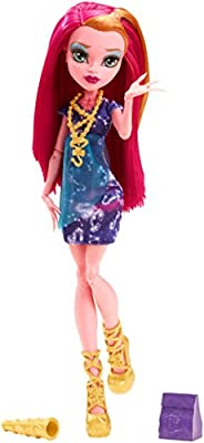 Monster High Freaky Field Trip Gigi Grant Doll from Mattel