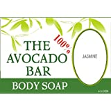 Ah-vo 100% Avocado Bar Moisturizing Body Soap - Jasmine