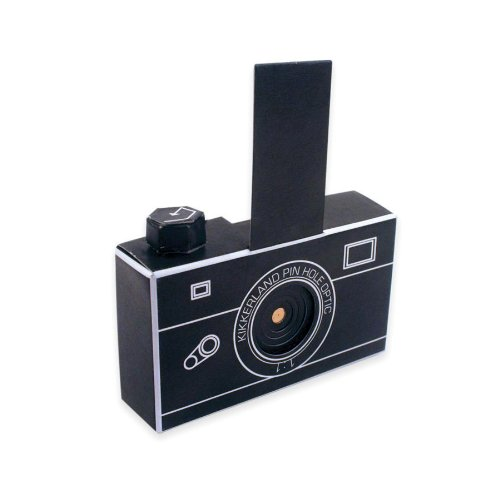 New DIY Pinhole Camera,Solargraphy Kit for Ages 12