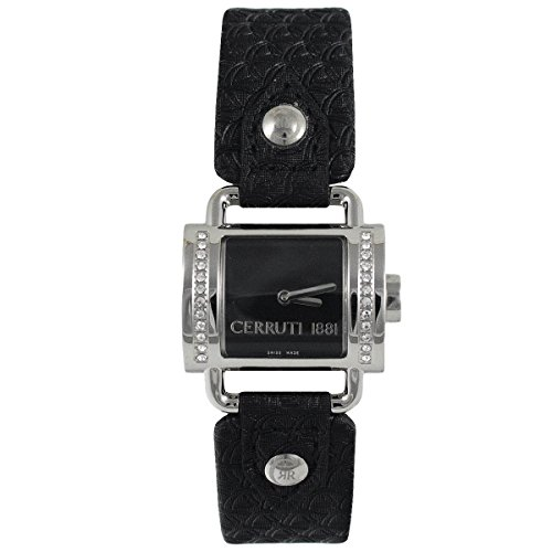 Cerruti 1881 Ladies 'Watch Black CT066272007