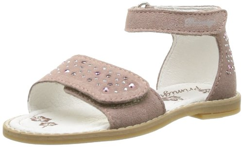 Primigi Girls' Aamina Fashion Sandals Pink Rose (Rosa Antico) 24
