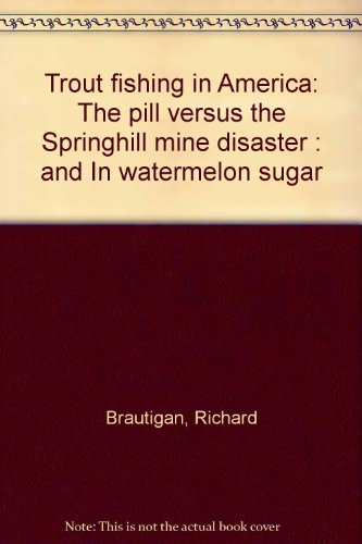 Ebook trout fishing in america the pill versus the for Trout fishing in america