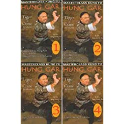 Hungar Kung Fu 4 DVD Box Set