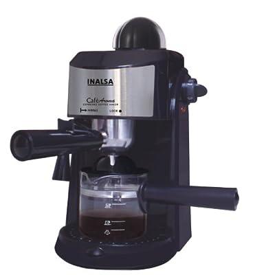 Inalsa Café Aroma 800-Watt Espresso Coffee Maker