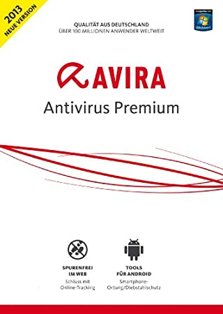 Avira Antivirus Premium 2013 - 1 PC + 1 Jahr [Download]