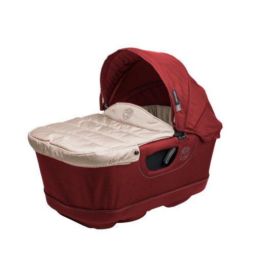 Orbit Baby G3 Stroller Bassinet, Ruby front-566468