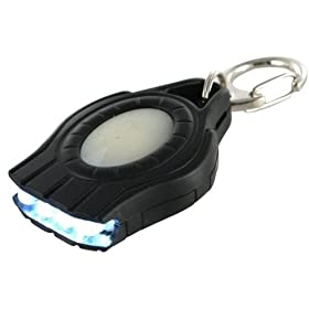 LRI REX Photon Rechargeable 4-LED Micro-Light Keychain