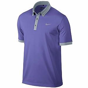2014 Nike Ultra 2.0 Mens Golf Polo Shirt Purple Haze Large