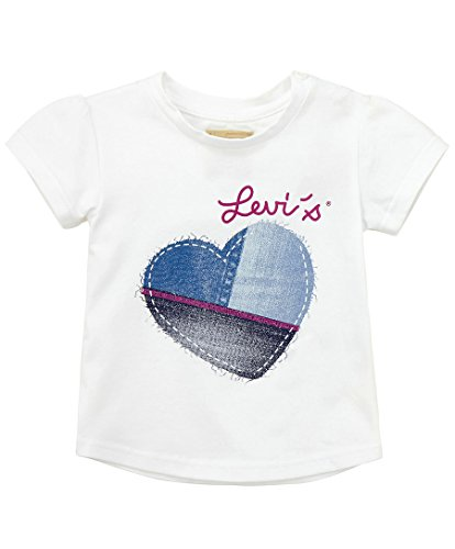 T-Shirt maniche corte - White (6 Mesi - 67 cm)