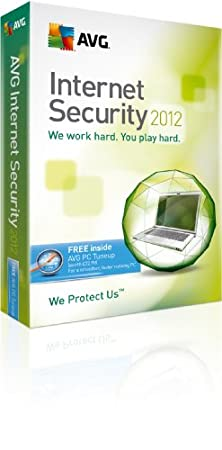 AVG Internet Security 2012, & PC TuneUp - 4 User, 2 Year License