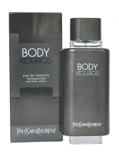 Yves Saint Laurent Kouros Body Eau De Toilette Spray 50ml