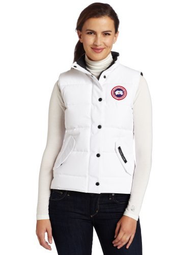 Canada Goose' Freestyle Vest - Women's Large - White