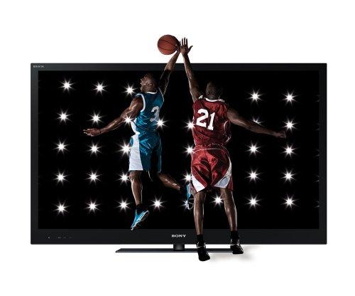 Sony BRAVIA KDL55NX720 55-inch 1080p 3D LED HDTV with Built-in WiFi, Black