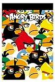 キャラクター文具☆《メモ帳【アングリーバード(ANGRY BIRDS)】Bタイプ》
