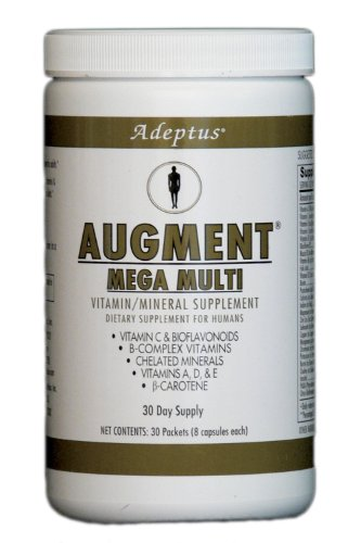 Adeptus Nutrition Augment Meg Multi Human Supplement - 30 Count