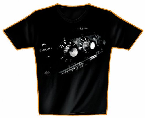 T-Shirt-schwarz-Astro-Amp