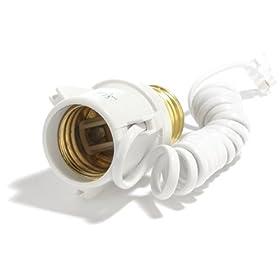 add on light socket for motion light adapter works w mfg part hs3110d. Black Bedroom Furniture Sets. Home Design Ideas