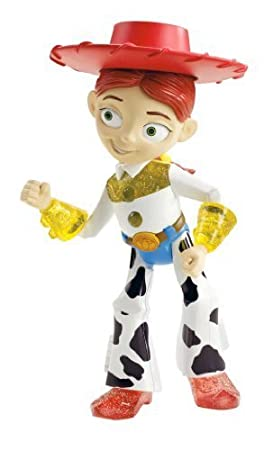 Toy Story Talk and Glow Deluxe Jessie Figure by Mattel