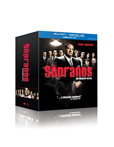 The Sopranos: The Complete Series (Blu-ray + Digital HD) (Sopranos Complete Season compare prices)