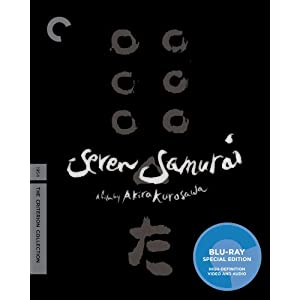 Seven Samurai: The Criterion Collection [Blu-ray]