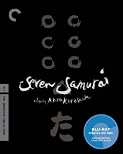 Seven Samurai (The Criterion Collection) [Blu-ray]