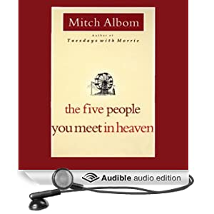 the five people you meet in heaven audio free