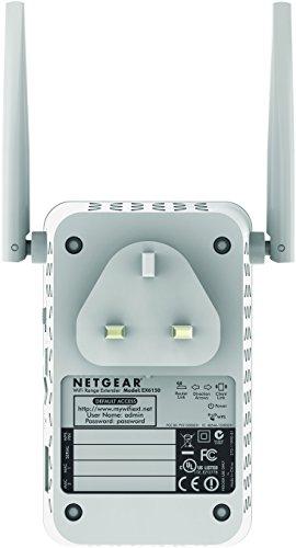 NETGEAR-EX6150-100UKS-AC1200-Dual-Band-Gigabit-80211ac-300-Mbps-900-Mbps-WiFi-Range-Extender-with-External-Antennas-WiFi-Booster