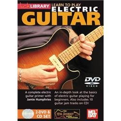 Mel Bay Learn To Play Electric Guitar