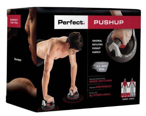 パーフェクトプッシュアップ Perfect PUSHUP 最適な腕立て伏せ【並行輸入品】